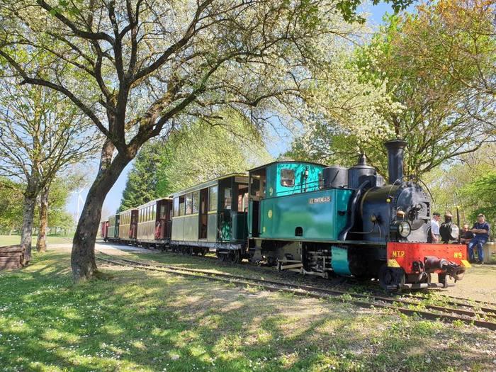 Journées du patrimoine 2019 - Visite découverte des trains historiques