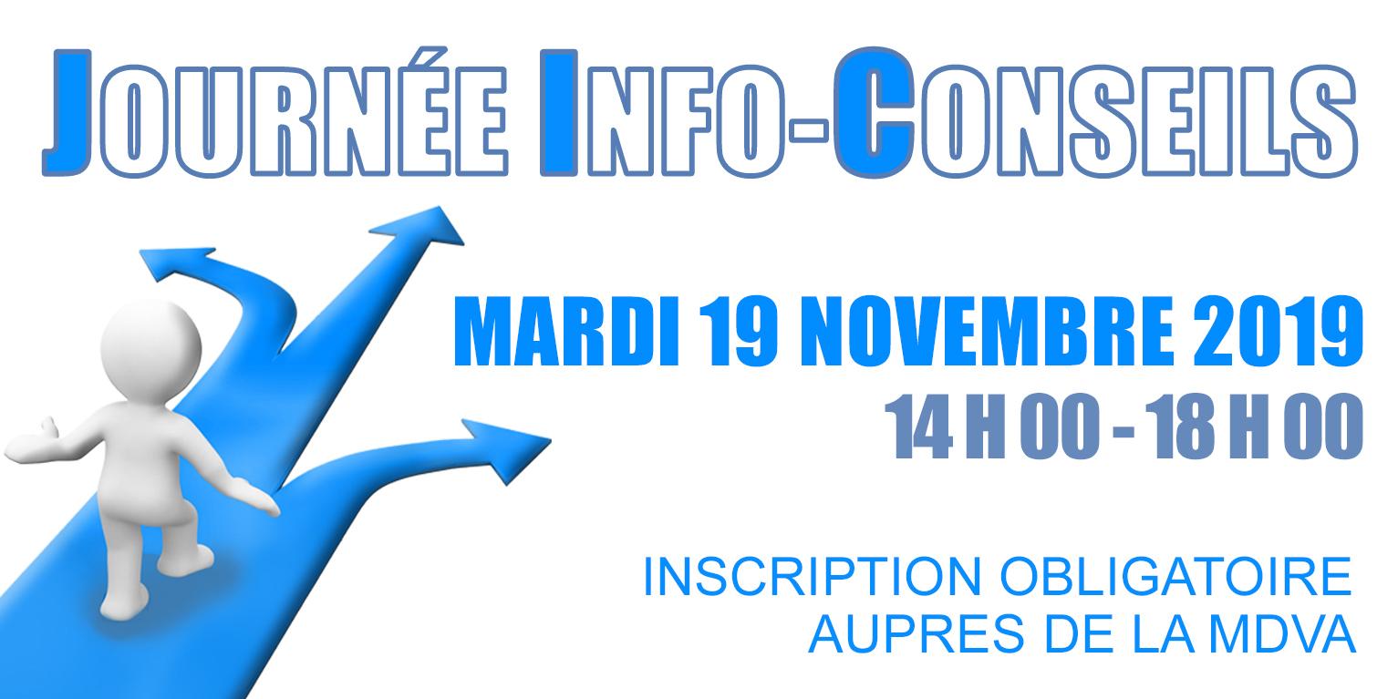 Journée Info-Conseils