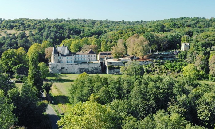 Journées du patrimoine 2019 - Première ouverture exceptionnelle du Château de Montastruc pour les Journées Européennes du Patrimoine 2019