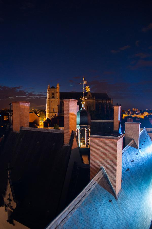 Nuit des musées 2019 -rendez-vous dans les salles avec les médiateurs du château