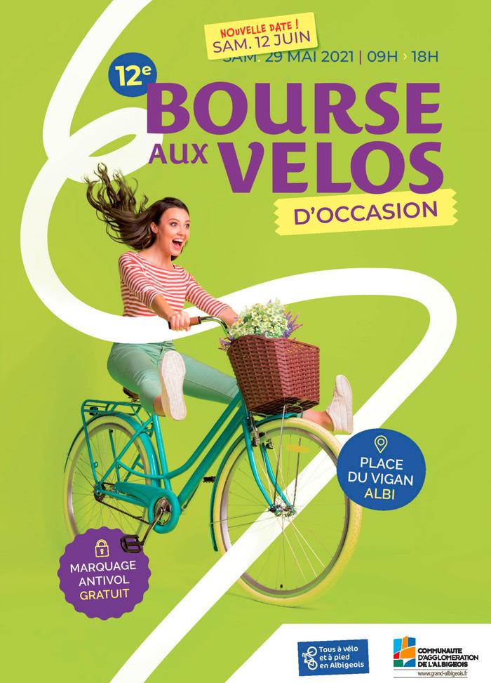 Venez trouver votre vélo d'occasion !
