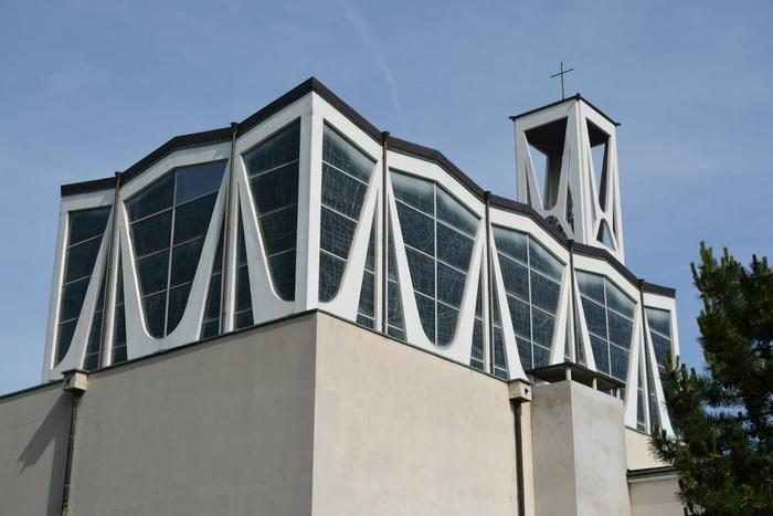 Journées du patrimoine 2019 - Bienvenue en l'église Saint-Léon IX à Colmar