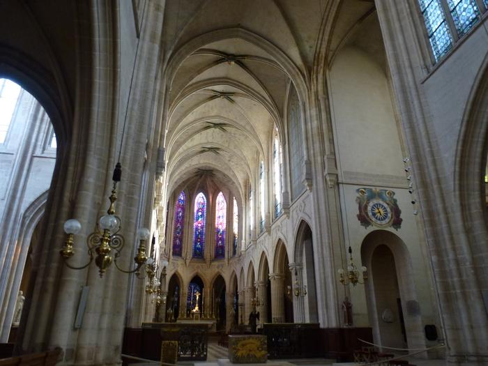 Journées du patrimoine 2020 - Visites guidées de l'église Saint-Germain l'Auxerrois