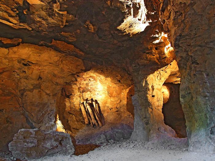 Journées du patrimoine 2019 - Visite guidée des mines d'argent de Charlemagne