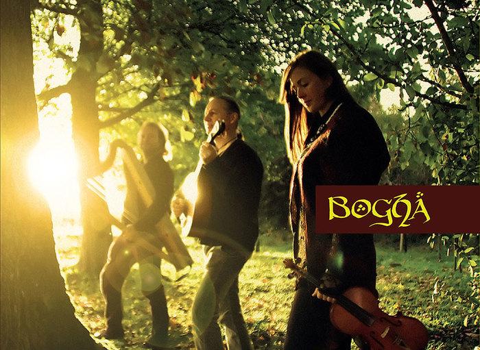 Journées du patrimoine 2019 - Concert du Groupe Bogha - Musiques traditionnelles celtiques