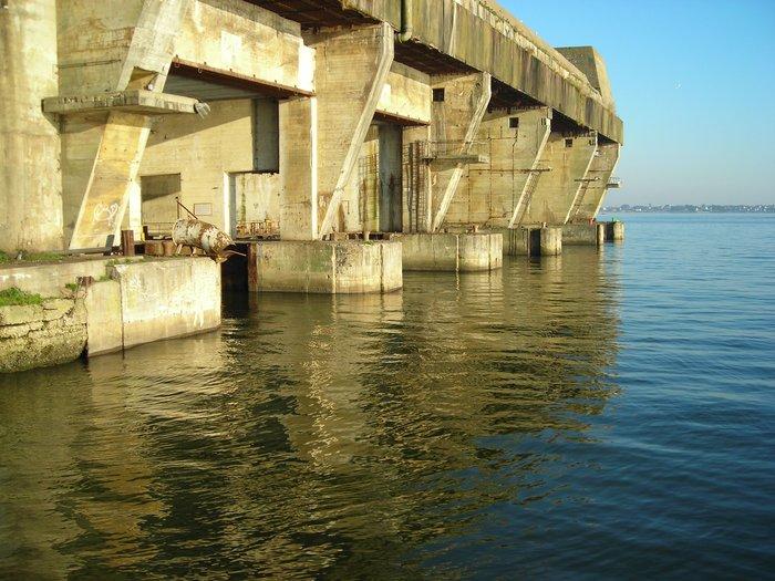 Journées du patrimoine 2020 - Le Bloc K3, base de sous-marins, vous ouvre ses portes.