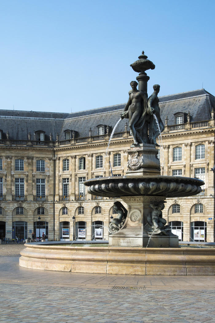 Bordeaux au fil de l'eau