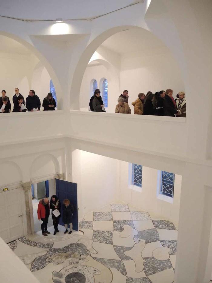 Journées du patrimoine 2020 - Visite guidée du centre d'art contemporain - la synagogue de Delme et de la Gue(ho)st House