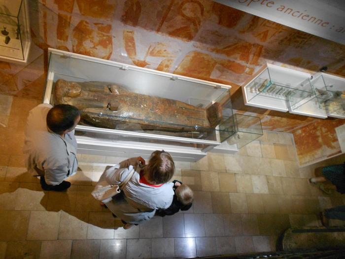 Journées du patrimoine 2020 - Visite libre des collections d'archéologie, d'histoire naturelle et statuaire médiévale