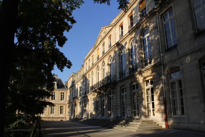 Journées du patrimoine 2020 - Annulé | Visite Hôtel de vendôme, jardin et musée MINES ParisTech