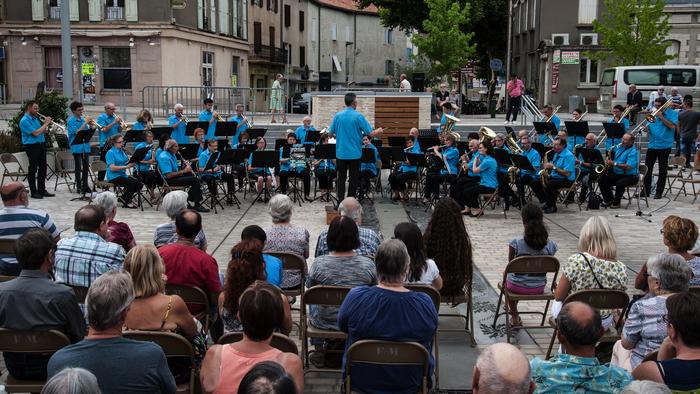 Journées du patrimoine 2019 - Concert de l'Harmonie du Sud Aveyron