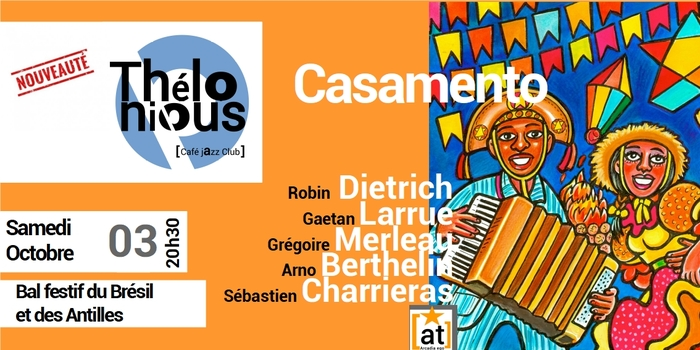 CASAMENTO – THELONIOUS CAFE JAZZ CLUB