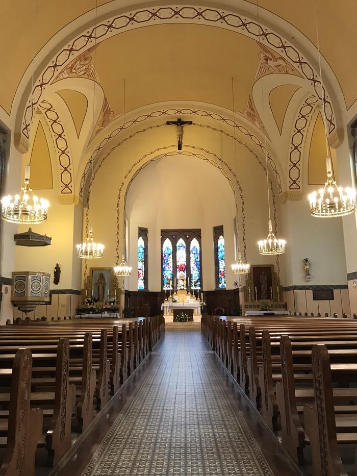 Journées du patrimoine 2019 - Visite guidée de l'église Saint Boniface et de son orgue