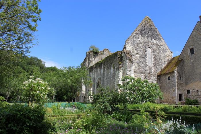 Journées du patrimoine 2020 - Visite guidée de l'abbaye de Cornilly