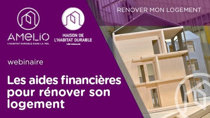 Les aides financières pour rénover son logement