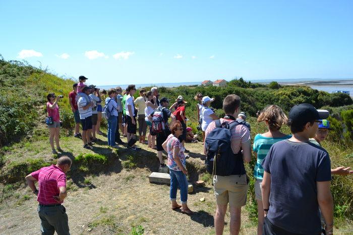 Journées du patrimoine 2019 - En visite commentée, découvrez un site naturel d'exception : l'Île Madame