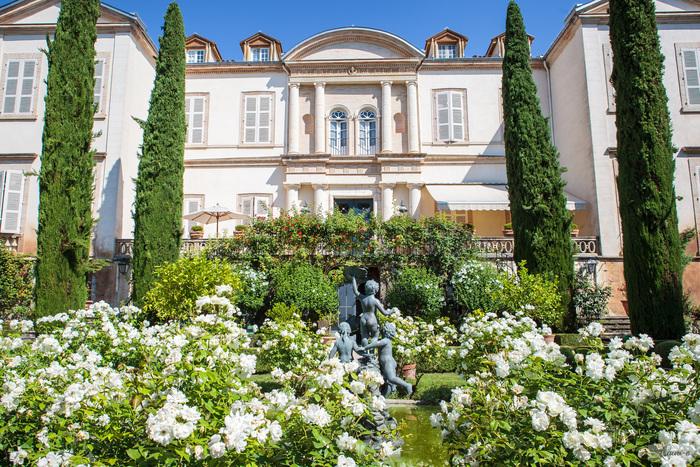 Journées du patrimoine 2019 - Visite libre du parc du château, de nos caves et dégustation de nos vins