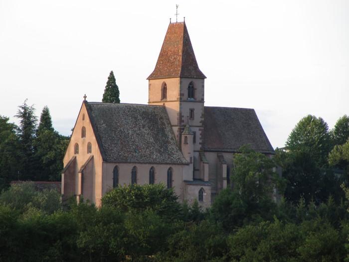 Journées du patrimoine 2020 - Visite guidée de l'église abbatiale de Walbourg