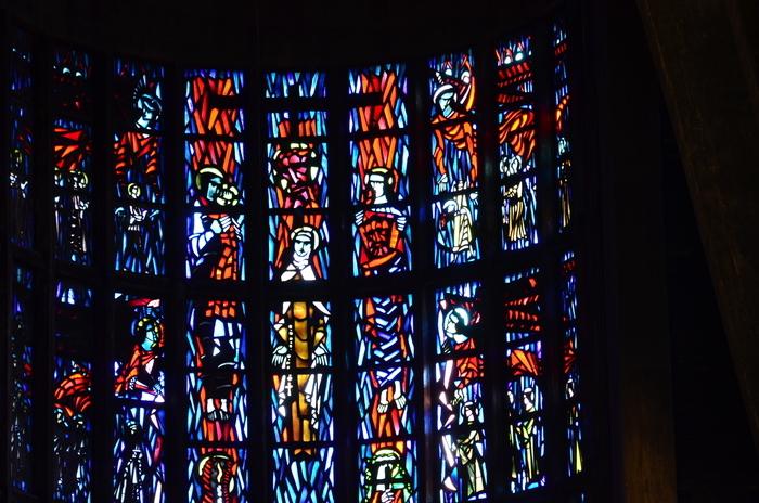 Journées du patrimoine 2020 - Visite de l'église Sainte-Thérèse