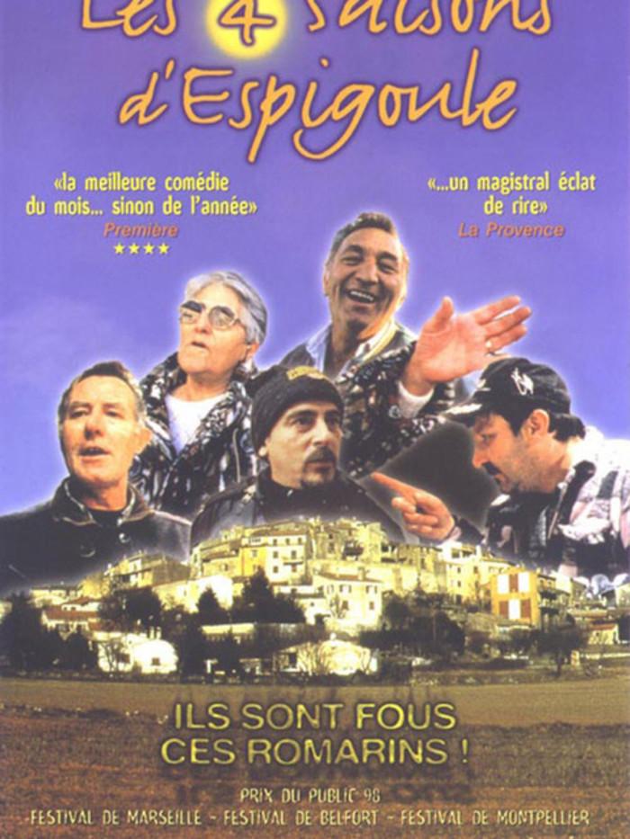 Journées du patrimoine 2019 - Cinéma en plein air : Projection du film « Les 4 saisons d'Espigoule »