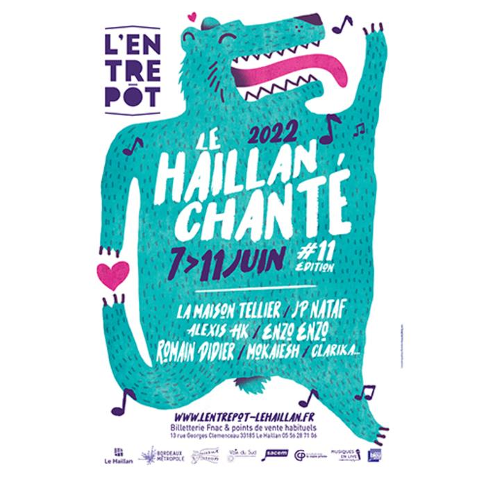 Le Haillan chanté #11ème édition – Du 7 au 11 juin 2022