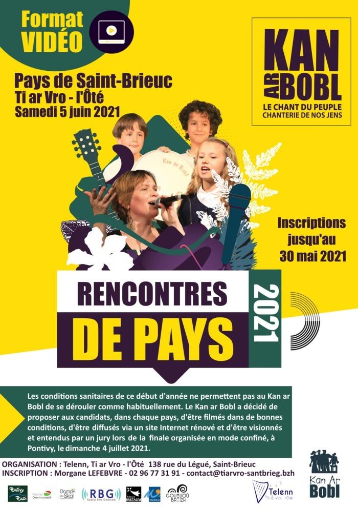 Kan ar Bobl 2021 - Rencontre du Pays de Saint-Brieuc
