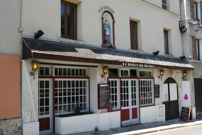 Journées du patrimoine 2019 - Le théâtre Saint-Vincent