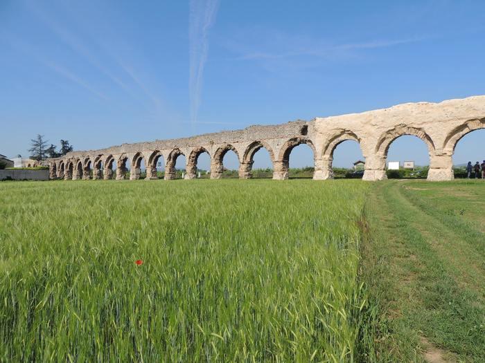Journées du patrimoine 2020 - Visite guidée de l'Aqueduc romain du Gier