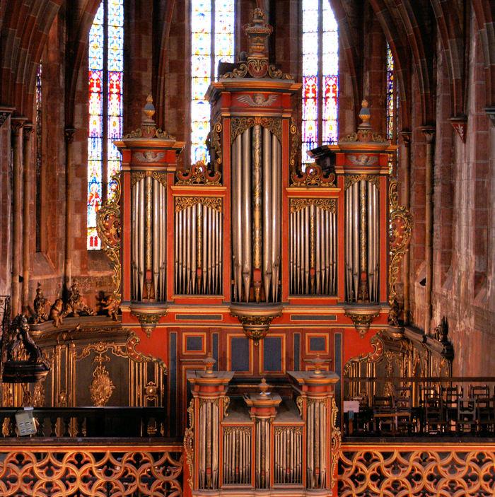 Journées du patrimoine 2019 - Saint-Pierre-le-Jeune et ses orgues