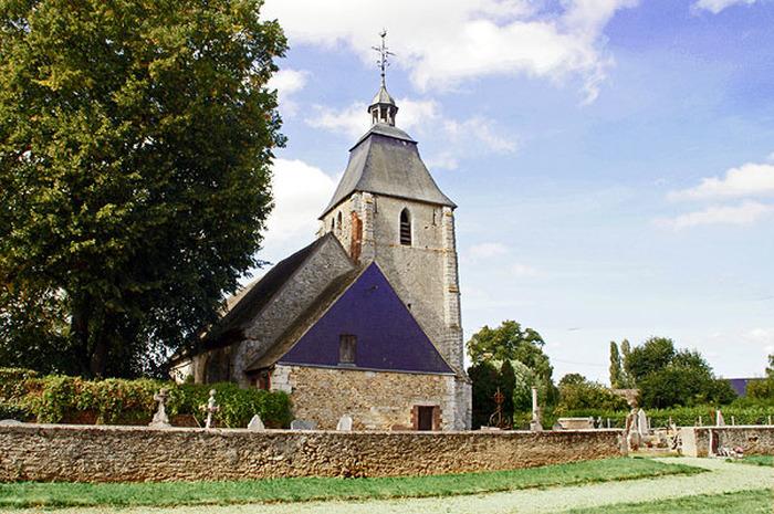 Journées du patrimoine 2019 - Visite guidée de l'église Notre-Dame de Bretagnolles