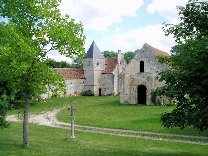 Journées du patrimoine 2019 - Commanderie templière de Villemoison