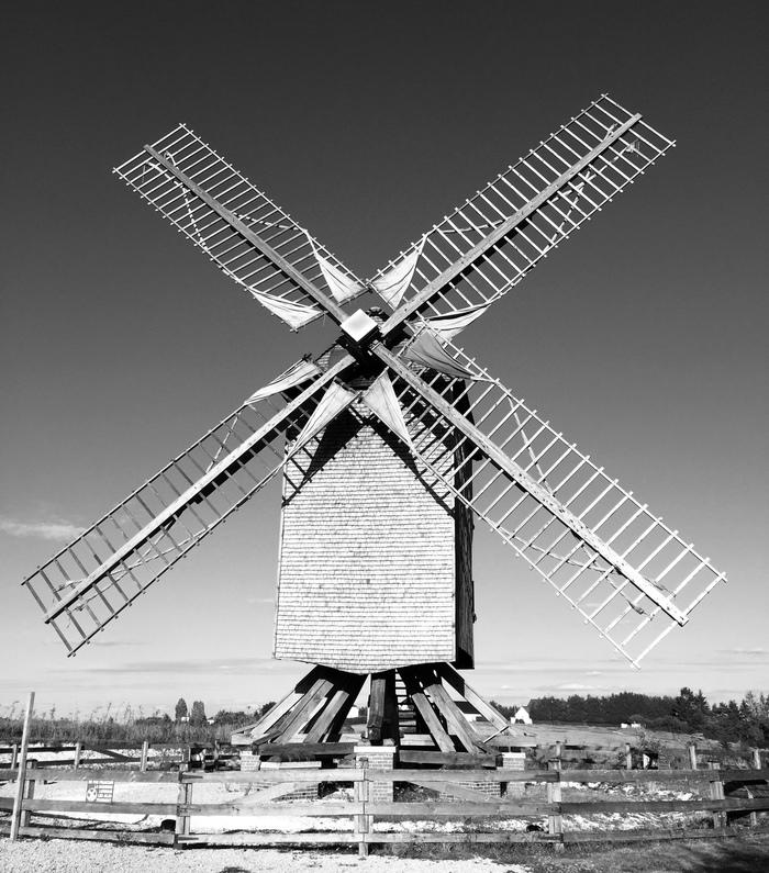 Journées du patrimoine 2020 - A la découverte du Moulin de Dosches !