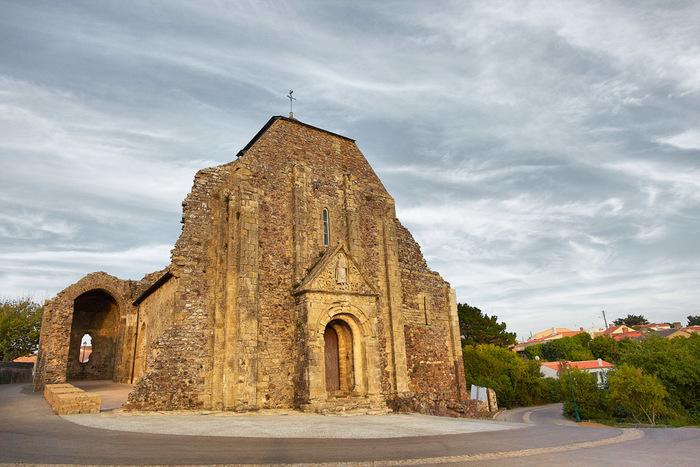 Journées du patrimoine 2020 - Visite libre de l'Eglise Saint Nicolas de Brem sur Mer