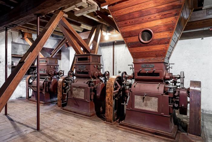 Journées du patrimoine 2020 - Visite du moulin de Couargis