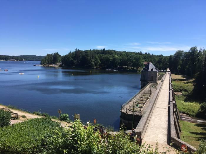 Journées du patrimoine 2020 - Envie de connaître l'histoire du lac des Settons et de son barrage ?