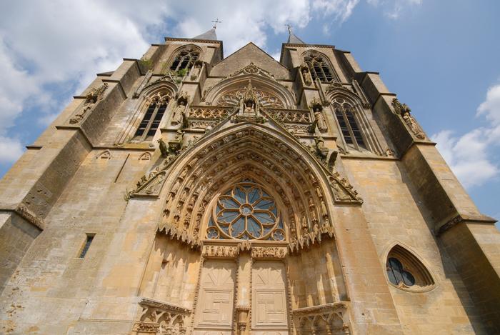 Journées du patrimoine 2020 - Exposition sur les différentes étapes de rénovation de la Basilique