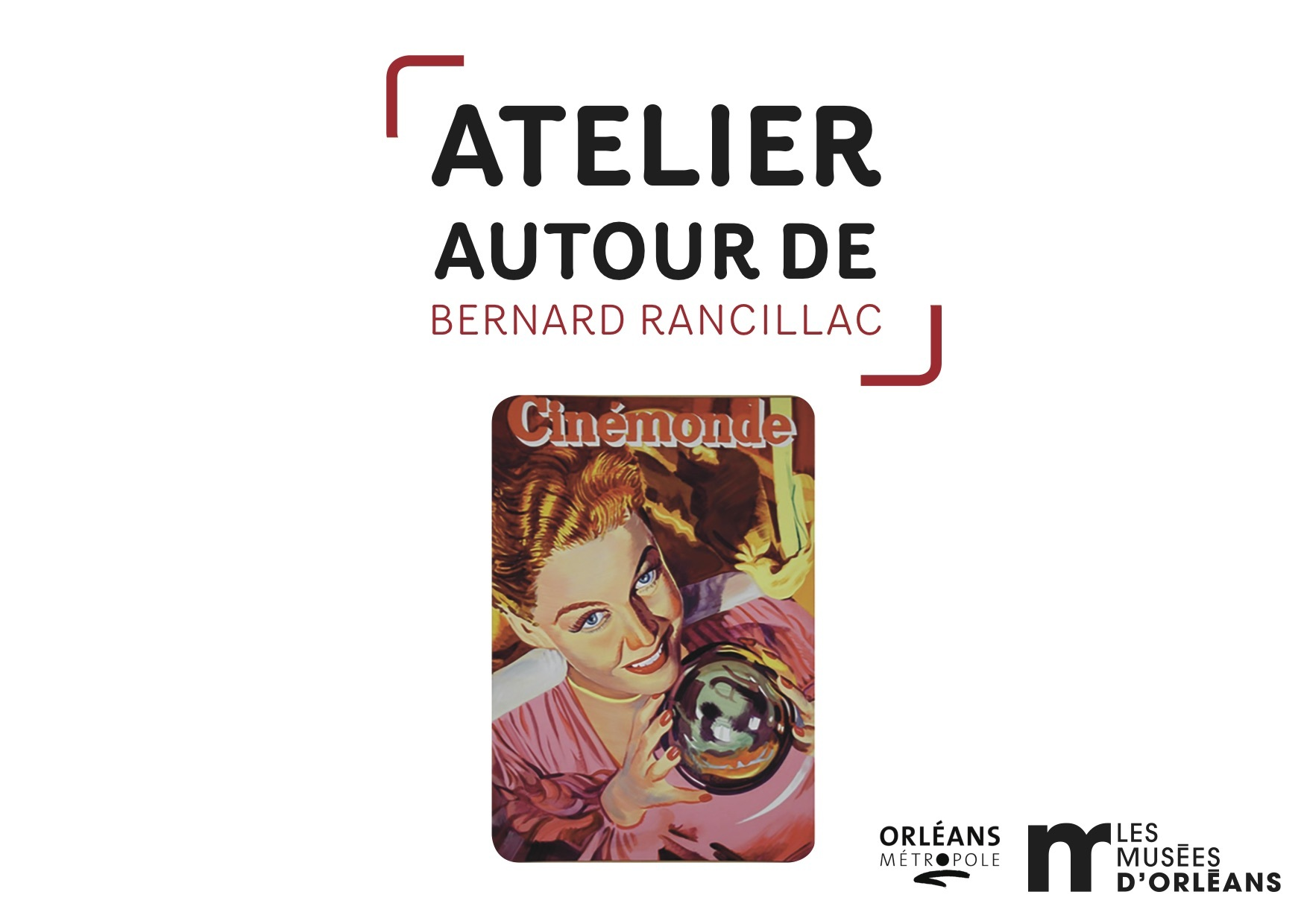 "A faire chez soi ! Atelier ""Autour de Bernard Rancillac"""
