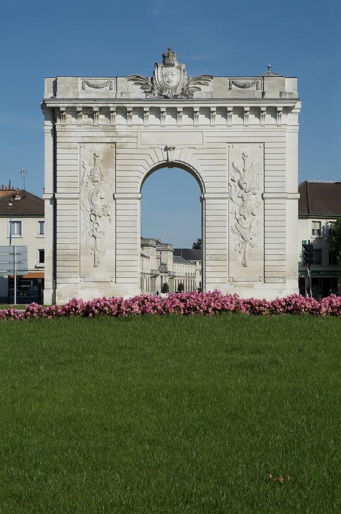 Journées du patrimoine 2019 - Visite libre de la Porte Sainte-Croix
