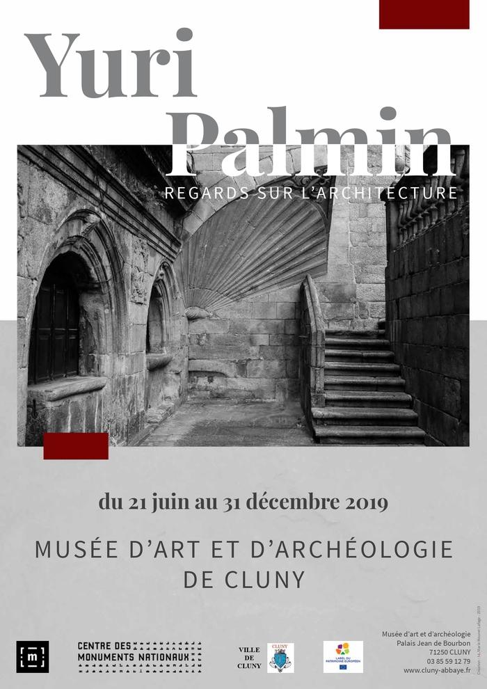 Journées du patrimoine 2019 - Exposition Yuri Palmin