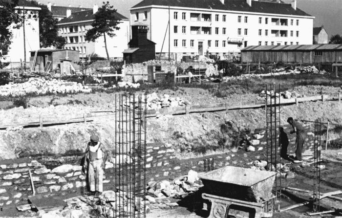 Journées du patrimoine 2020 - De 1947 à 1953, le quartier Gambetta renaît sous le signe de la solidarité