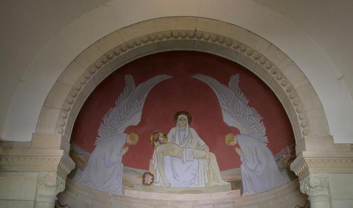Journées du patrimoine 2019 - Visite guidée de la chapelle de Fleury-devant-Douaumont