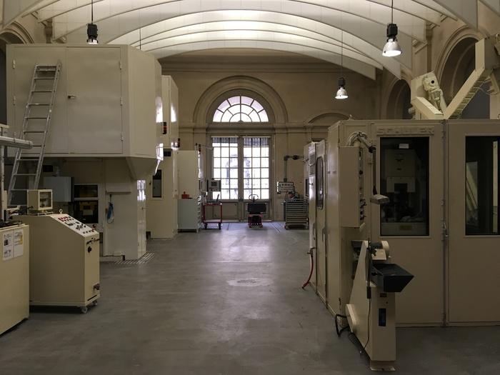 Journées du patrimoine 2020 - Introduisez-vous dans le Grand Monnayage et partez à la découverte du revers de la Monnaie...