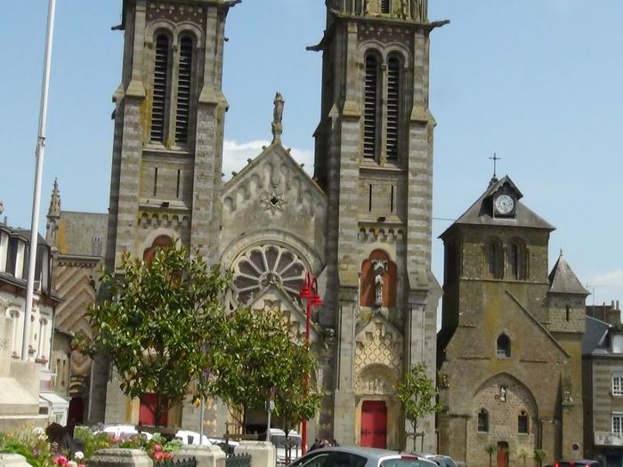 Journées du patrimoine 2020 - Visite guidée de la ville de La Ferté-Macé