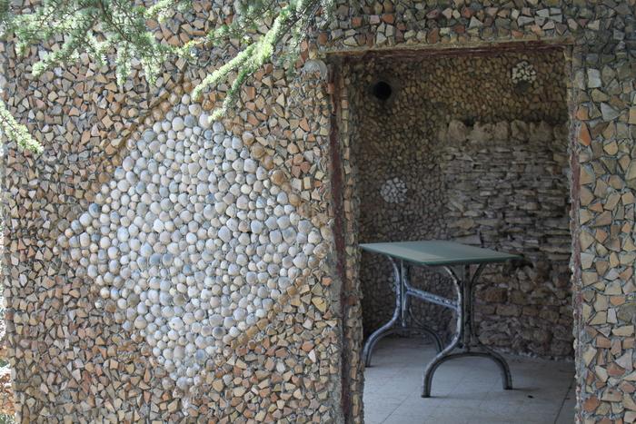 Journées du patrimoine 2019 - visite du Jardin Extraordinaire à Cabrières d'Avignon