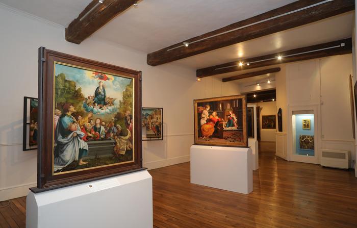 Journées du patrimoine 2020 - Visite libre des collections du Beau XVIe siècle et de la bonneterie