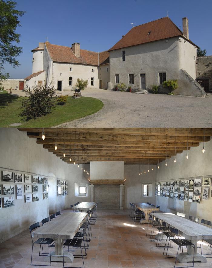 Journées du patrimoine 2020 - Visite guidée Château des Granges