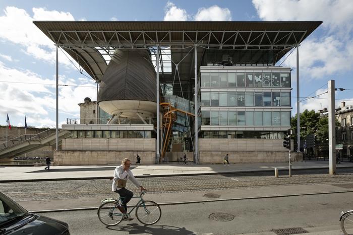 Journées du patrimoine 2019 - Découvrez l'architecture contemporaine du tribunal de Bordeaux
