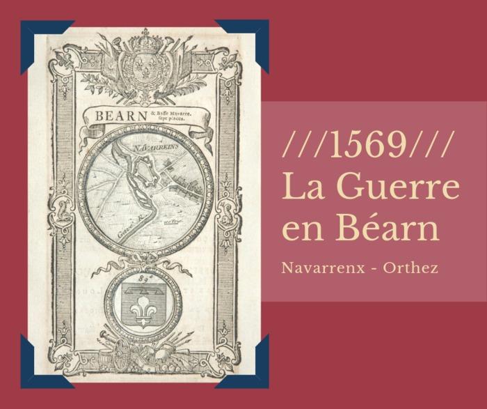 Journées du patrimoine 2019 - 1569 : Visite guidée thématique au Musée Jeanne d'Albret