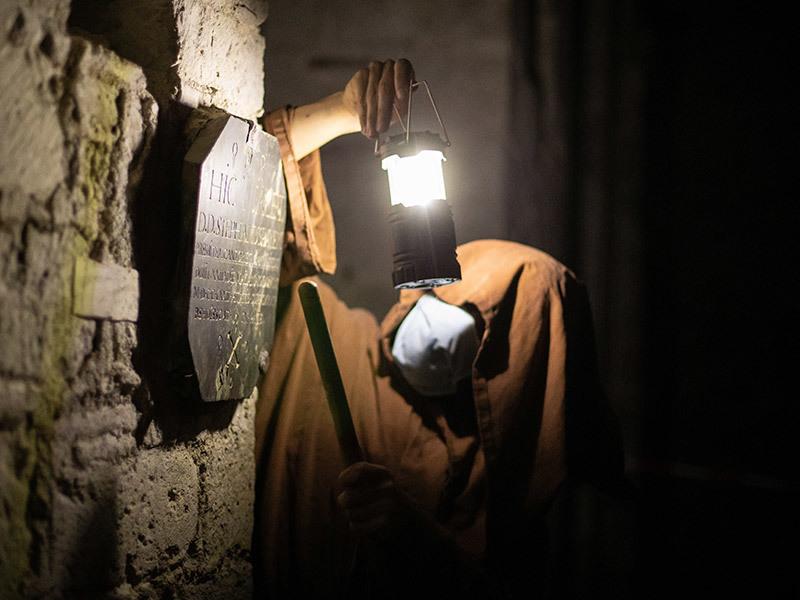 Le Mystère de la crypte Saint-Aignan