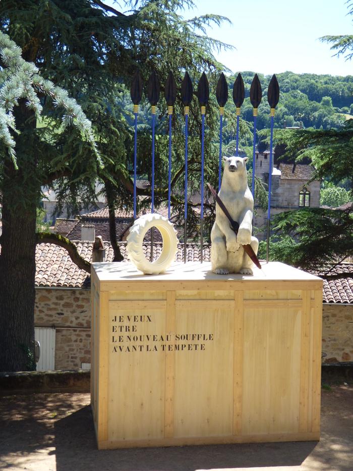 Journées du patrimoine 2019 - Exposition In Situ patrimoine et art contemporain